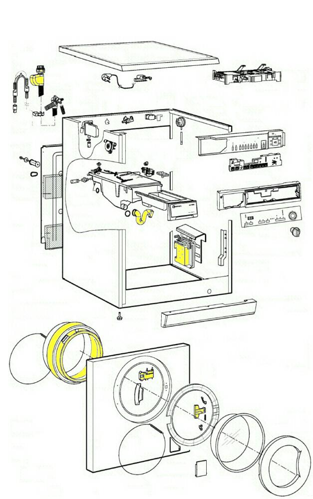 whirlpool waschmaschine ersatzteile